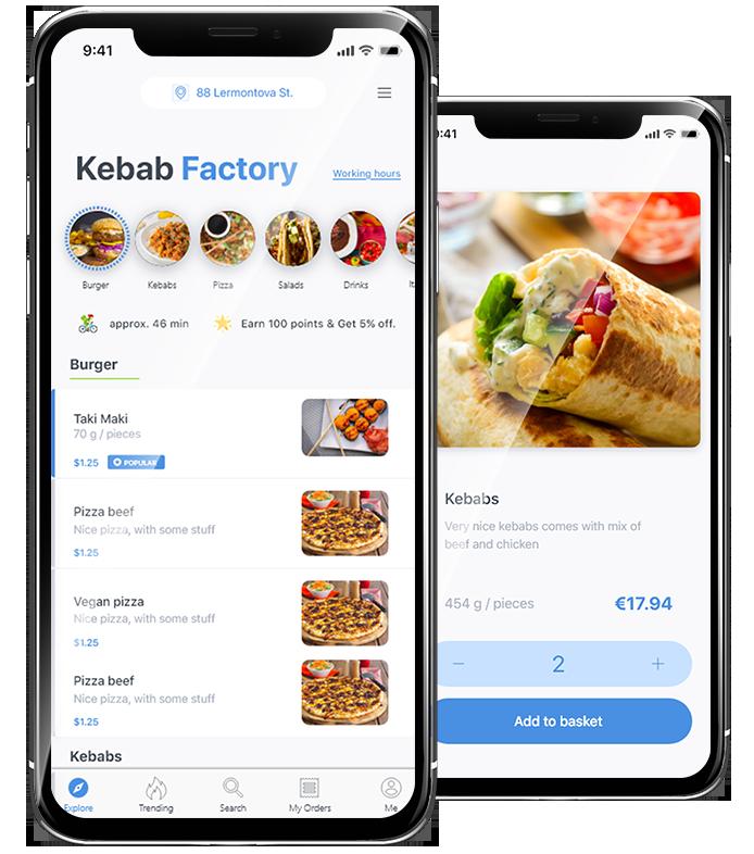 #1 Online Ordering System For Restaurants